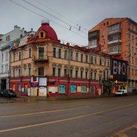 дом на остоженке :: Александр Шурпаков