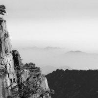 Китайский пейзаж :: Владимир Печенкин