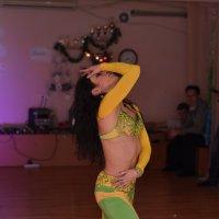Танцуя-Чувствуй :: Марго Василенко