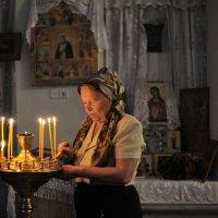 подготовка к крещению :: Андрей Куприянов