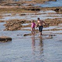 Каменистый берег :: Lmark