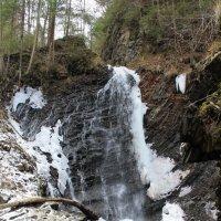водопад Гук, Карпаты, Украина :: Юлия Игошина