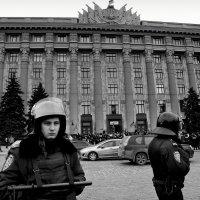 Харьков 24.02.2014 :: Андрей Колуканов