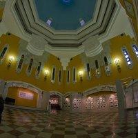 Серебряная камера 2013 в Царской башне Казанского вокзала :: Яков Реймер
