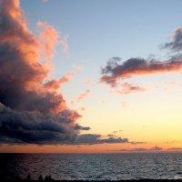 Закат Абхазии. :: ФотоЛюбка *