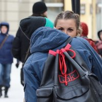 Взгляд из-за плеча. :: Александр Степовой