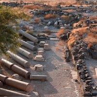 Раскопки древнего города Сусита. Израиль :: Lmark
