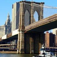 Бруклинский мост :: Ирина Бастырева