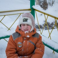Ой снег.. :: Наталия Живаева