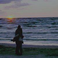 Мечты на закате солнца :: Михаил Новиков