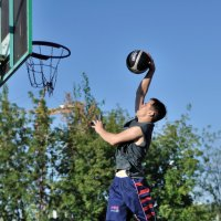 Slam-dunk :: Дмитрий Догадкин