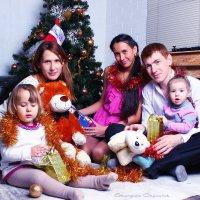 Большая семья :: Екатерина Скрипник