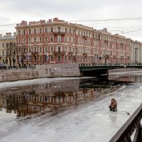 Прогулка по городу. :: Александр Дроздов