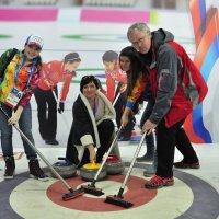 Мои олимпийские игры 2014 :: Ирина Токарева