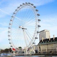 Лондонский глаз :: svk