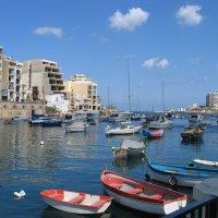 Где-то на Мальте :: svk