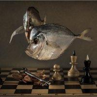 Эпоха Рыбы. Хранители Ключа. :: Lev Serdiukov