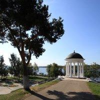 Костромской пейзаж :: Тарас Золотько
