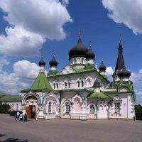 Покровский храм :: Владимир Клюев
