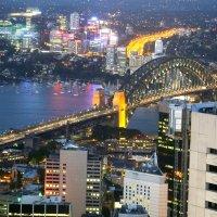 Harbor Bridge. Sydney :: Ирина Бастырева