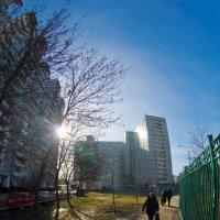 Весна в Медведково. Москва. :: Игорь Герман