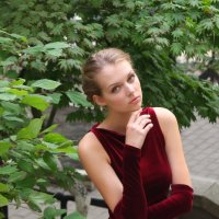 Женский портрет :: Наталья Терентьева