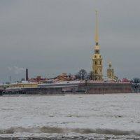Петропавловская крепость :: Владимир Горубин