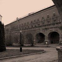 Высоко-Петровский монастырь :: Марианна Корнилова