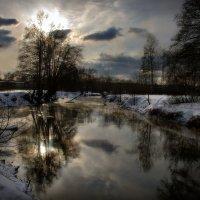 Закатная тишина...5 :: Андрей Войцехов