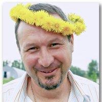 Улыбка Мужчины. :: Saniya Utesheva