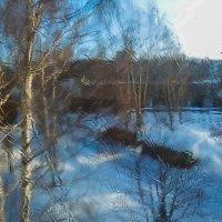 Вид из окна :: Аленка Алимова