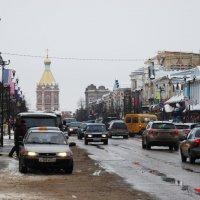 улица Соборная (Большая) :: Николай Варламов