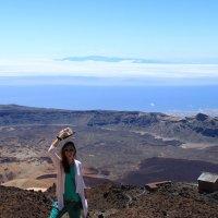 На пол пути к вершине вулкана :: Наташа Шамаева