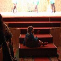 Вырастет, так же танцевать будет:) :: Андрей Lyz