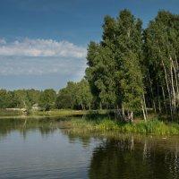 Утро на Ключевом озере :: Олег Козлов