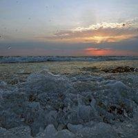 Провожая солнце :: Фёдор Юдин