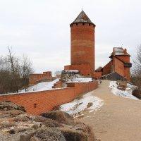 Прибалтийская ностальгия. :: Михаил Лесин
