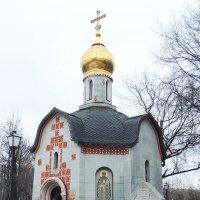 Часовня Даниила Московского на площади Серпуховской заставы :: Александр Качалин
