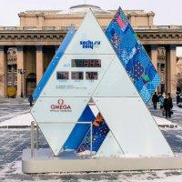 Новосибирск в ожидании Олимпиады в Сочи :: Alexey Bogatkin