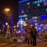 скроро Новый год :: юрий иванов