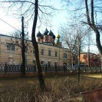 Прогулка по Петровскому бульвару :: Владимир Прокофьев