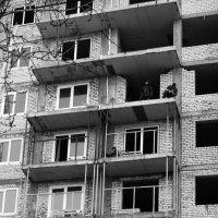 Стройка :: Сергей Черепанов