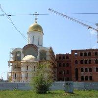 строительство духовной семинарии... :: Наталья Меркулова
