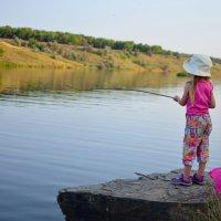Рыбачка Поля :: Катерина Терновая