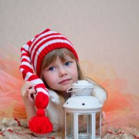 задумчивый сантик! :: Катерина Терновая