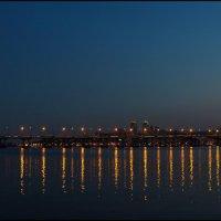 Огни города :: Denis Aksenov