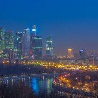 Москва Сити :: Павел Чекалов