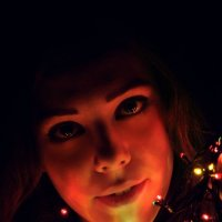 Christmas lights :: Энни Герей