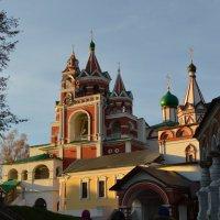 Звенигород Монастырь :: Екатерина Цветкова