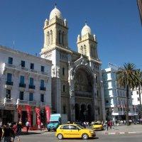 Католический собор в Тунисе. :: Валентин Деев